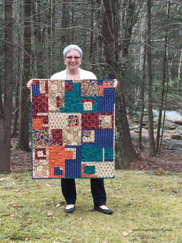 bobbi holding quilt2