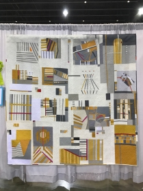 Direction Optional - Stephanie Ruyle's bee quilt made with members of the Denver Metro MQG